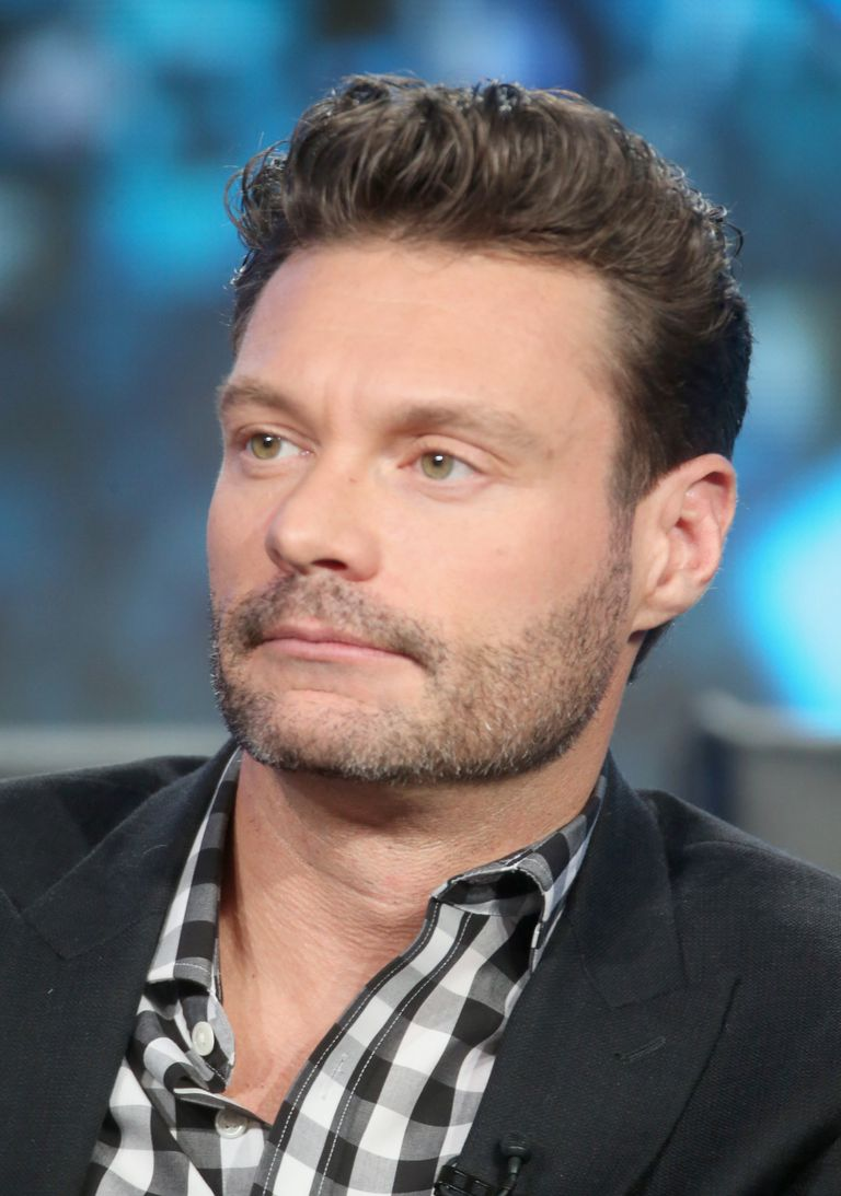 A photo of Ryan Seacrest.
