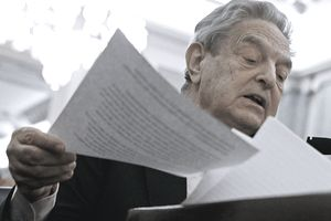 Hedge Fund Manager George Soros