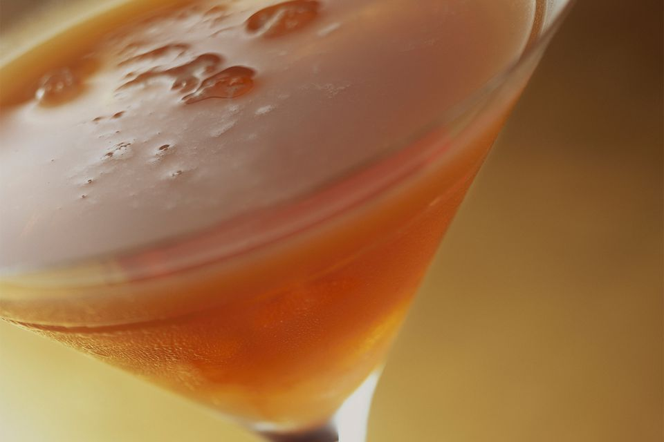 Colleen Graham's Ginspresso Martini