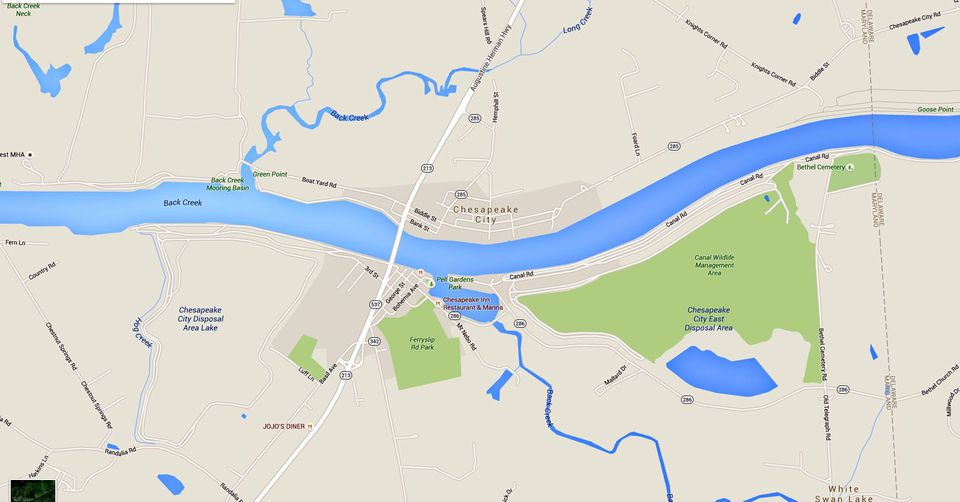 Maps And Directions To Maryland Eastern Shore Towns - Maryland cities map