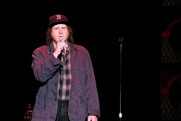 Standup Comedian Steven Wright