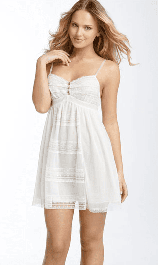 honeymoon and bridal nightgowns to