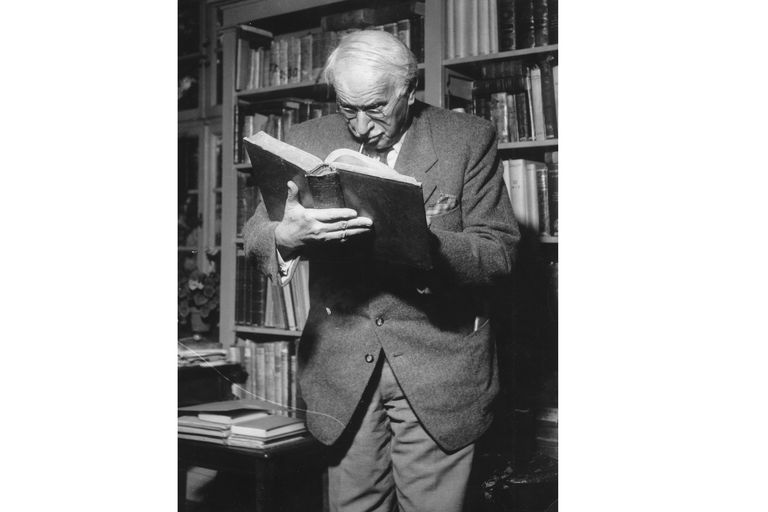 Neo-Freudian thinker Carl Jung