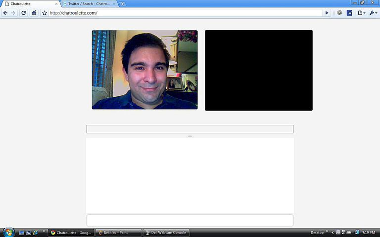 Chatroulette Free Webcam Site