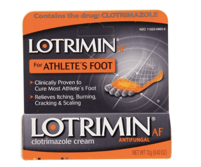 Lotrimin Anti-Fungal Clotrimazole Cream