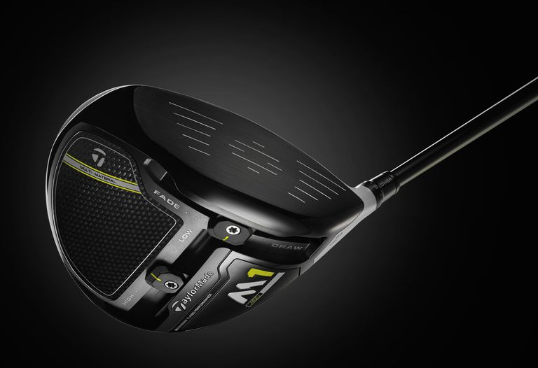 2017-model M1 driver by TaylorMade