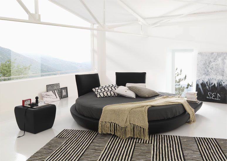 La cama redonda, medidas y precios
