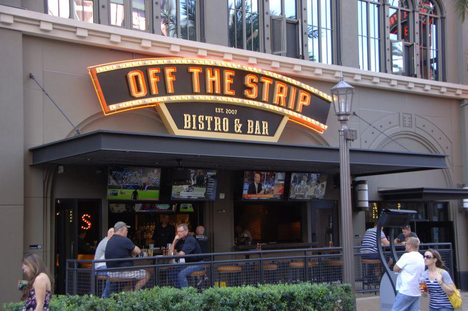 Off The Strip at LINQ Las Vegas
