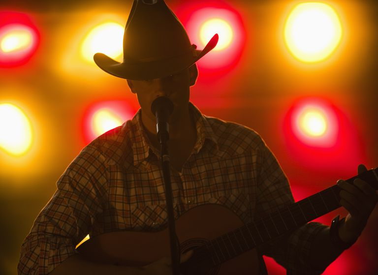Country singer