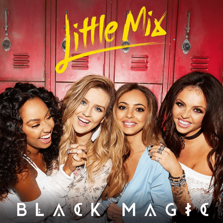 Little Mix Black Magic