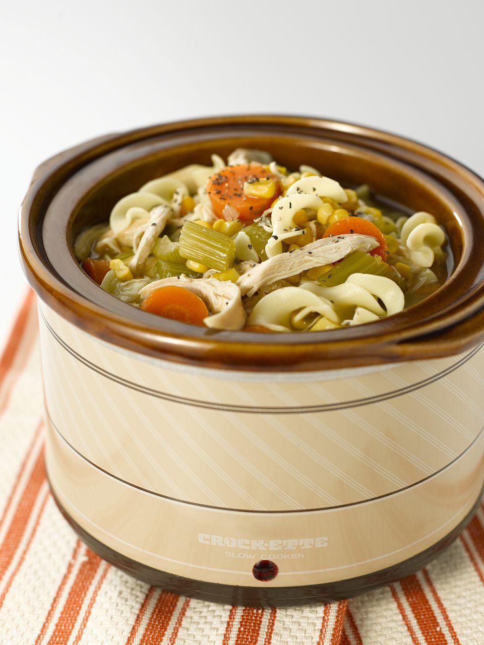 Crock Pot Italian Style Chicken