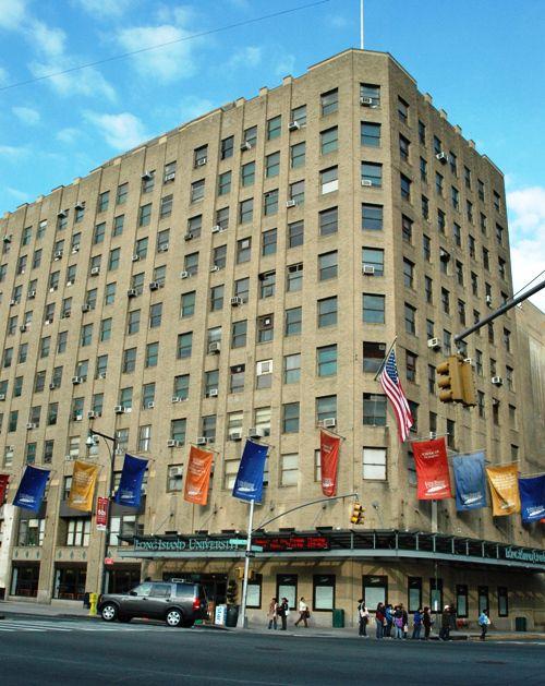 Long Island University Brooklyn Admissions