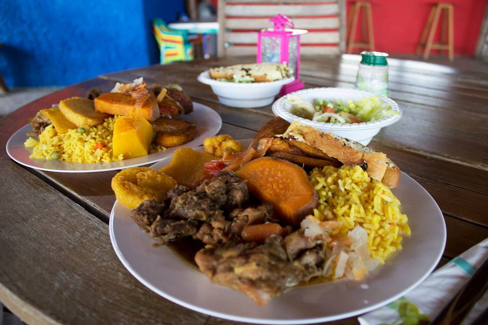 Posada Para Mia restaurant, Bonaire
