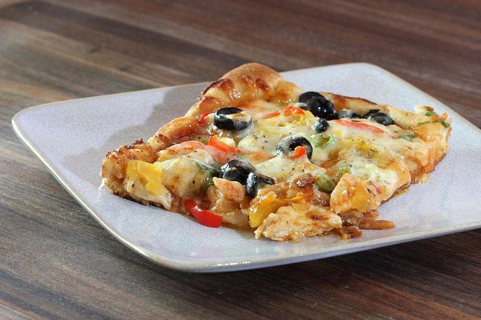 Basil Pizza Crust