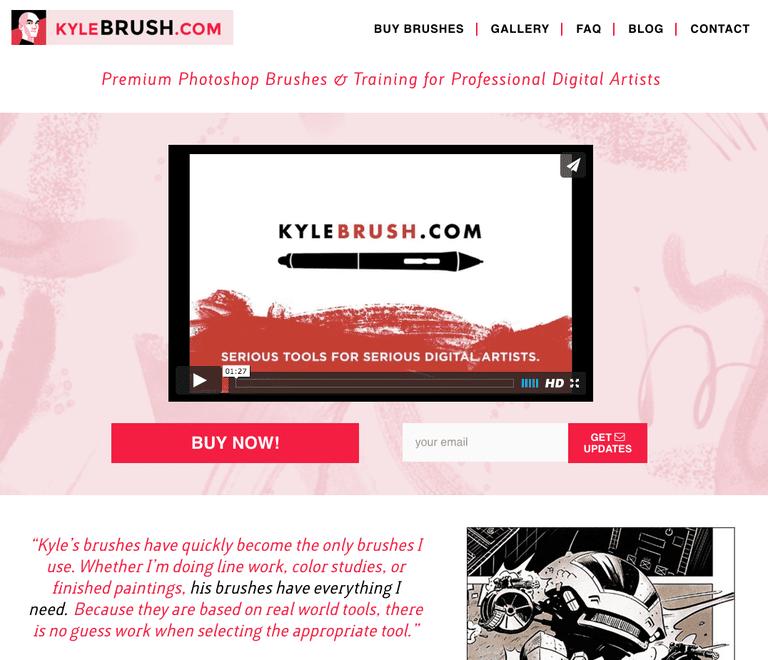 kylebrush.com