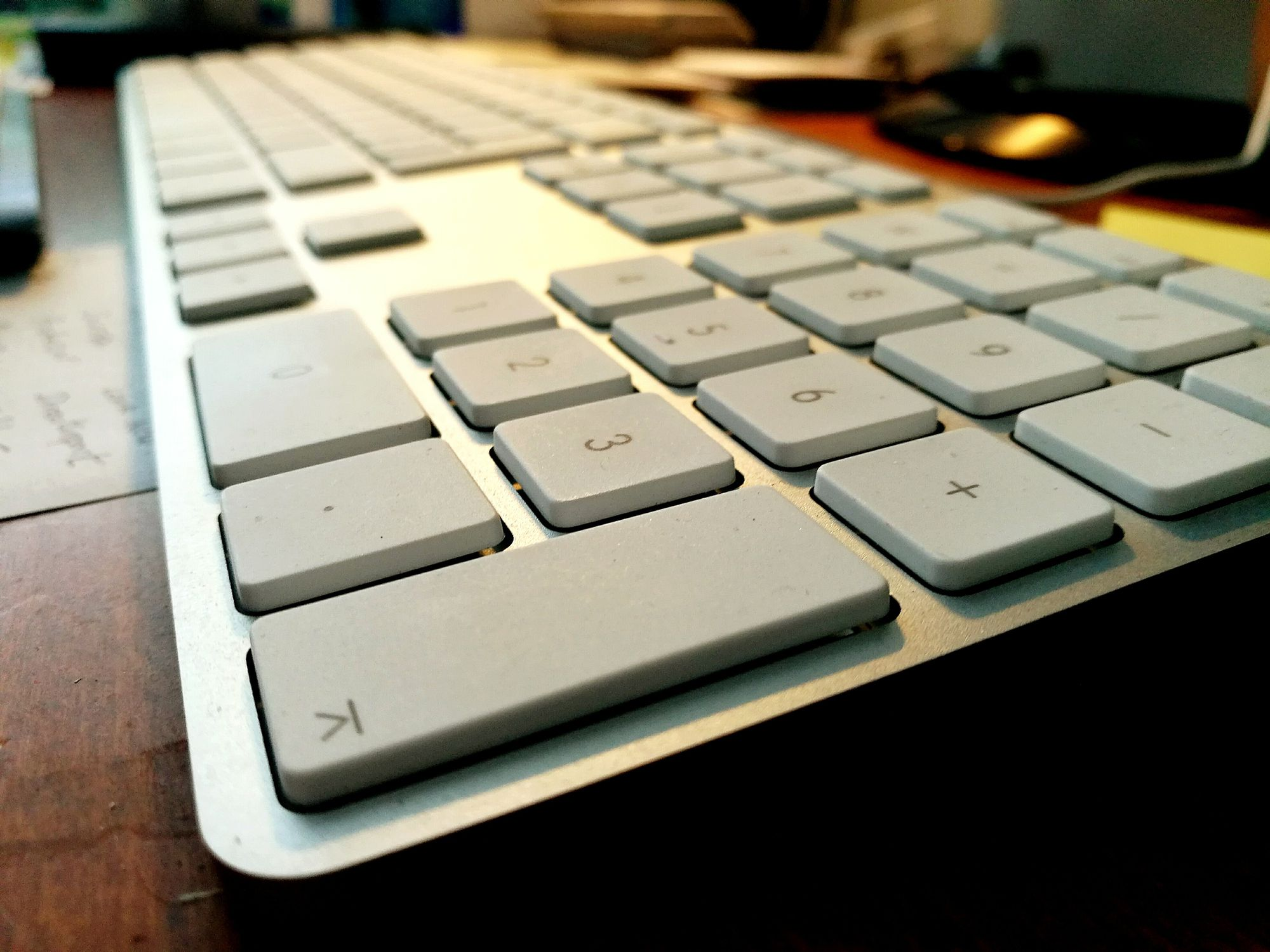 Typing spanish accents and punctuation on a mac close up of computer keyboard buycottarizona