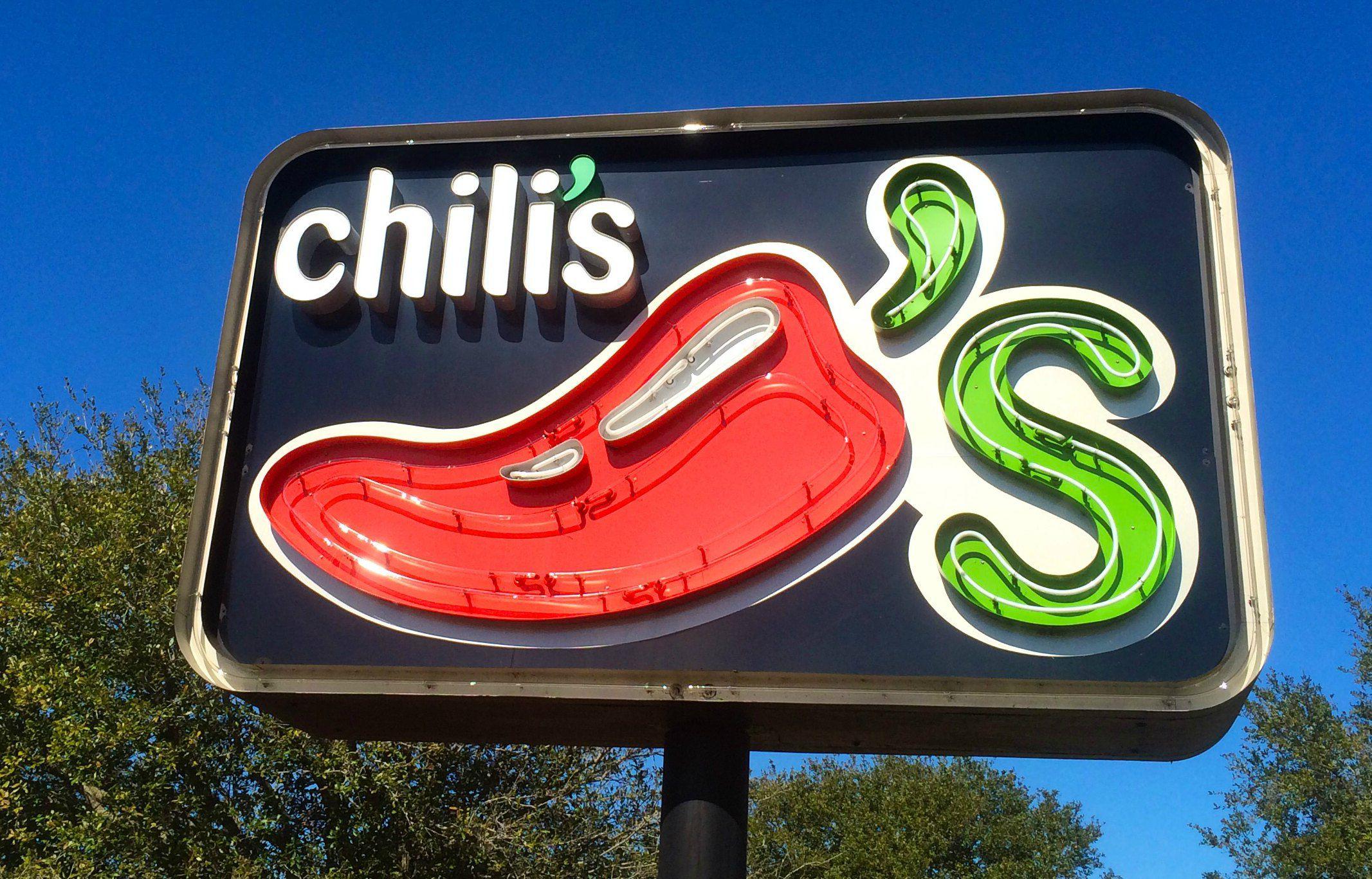 Chili S Nutrition Facts Menu Choices Amp Calories