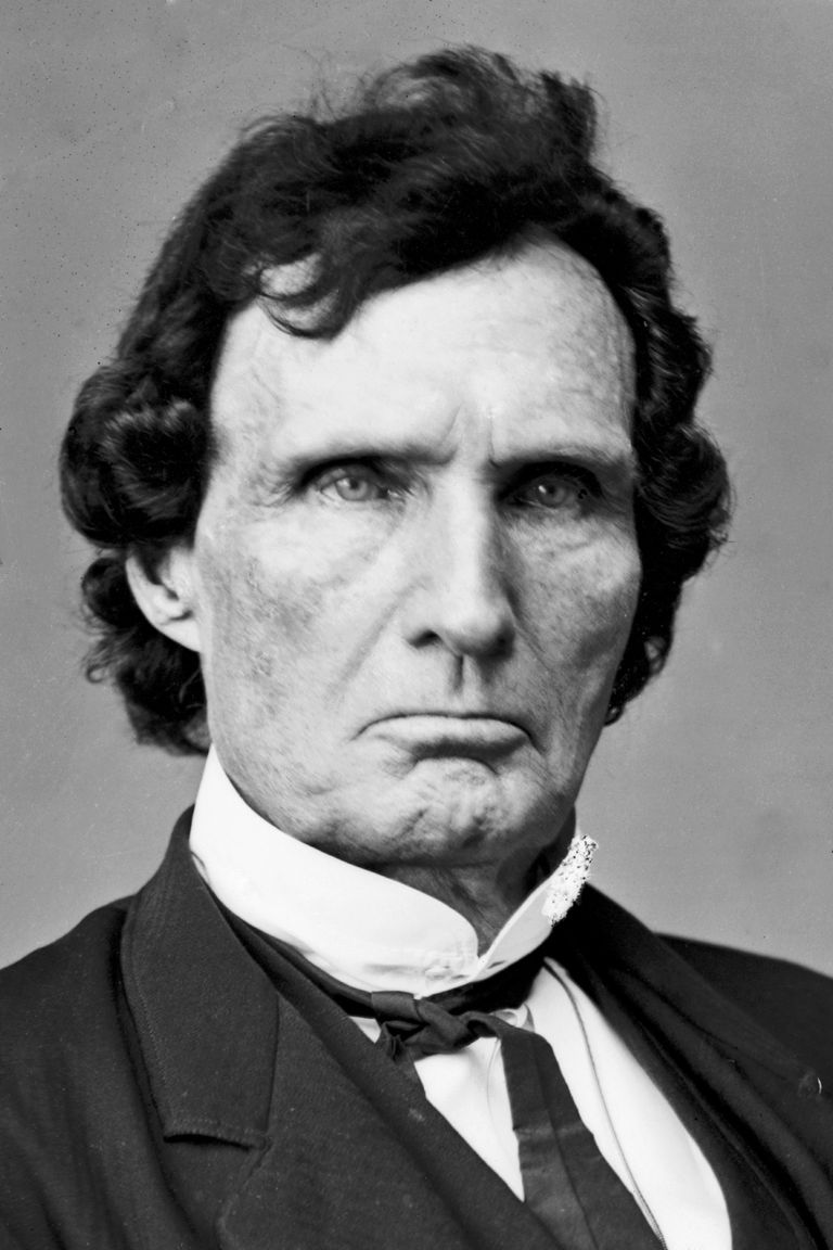 "Thaddeus Stevens. Library of Congress description: ""Hon. Thaddeus Stevens of Penn."""