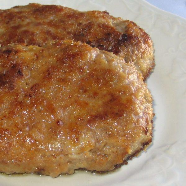 Polish Hamburgers - Kotlety