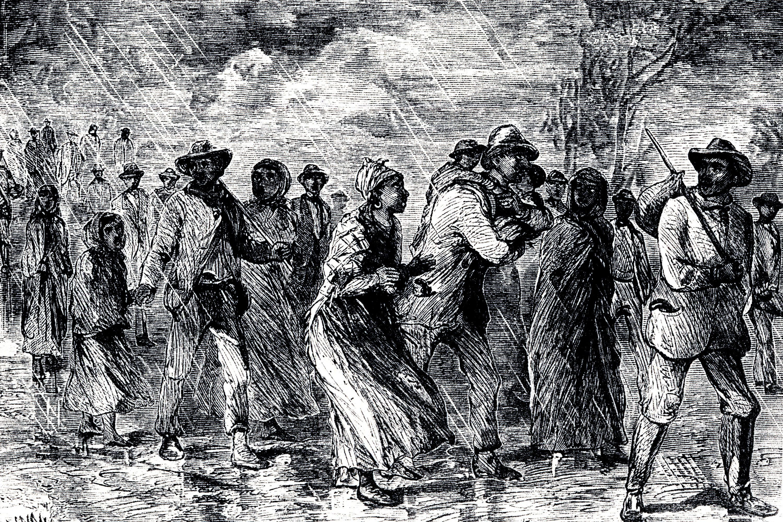 the primary importance of the underground railroad on the slavery fight The underground railroad: escape from slavery – this lesson plans for elementary women always played a significant role in the fight against slavery and.