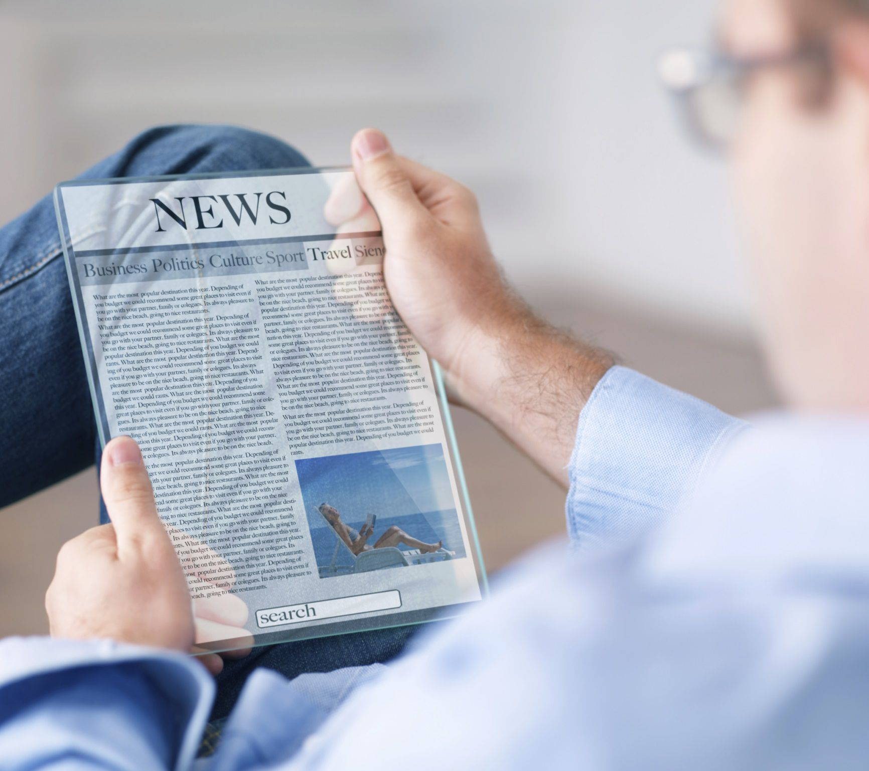 Political News Aggregator Sites And Apps