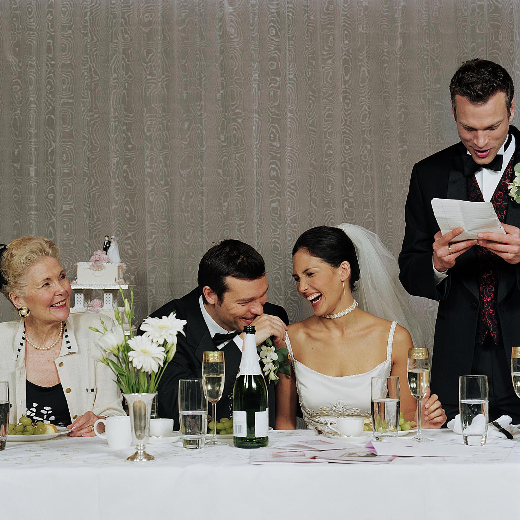 The Dos And Donts Of Giving A Best Man Speech Weddings