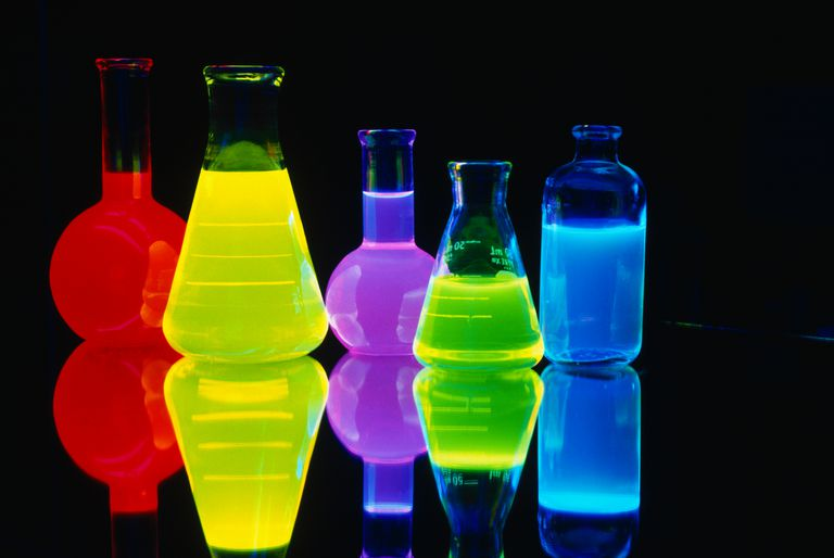 Chemiluminescence occurs when chemical reactions release energy in the form of light.