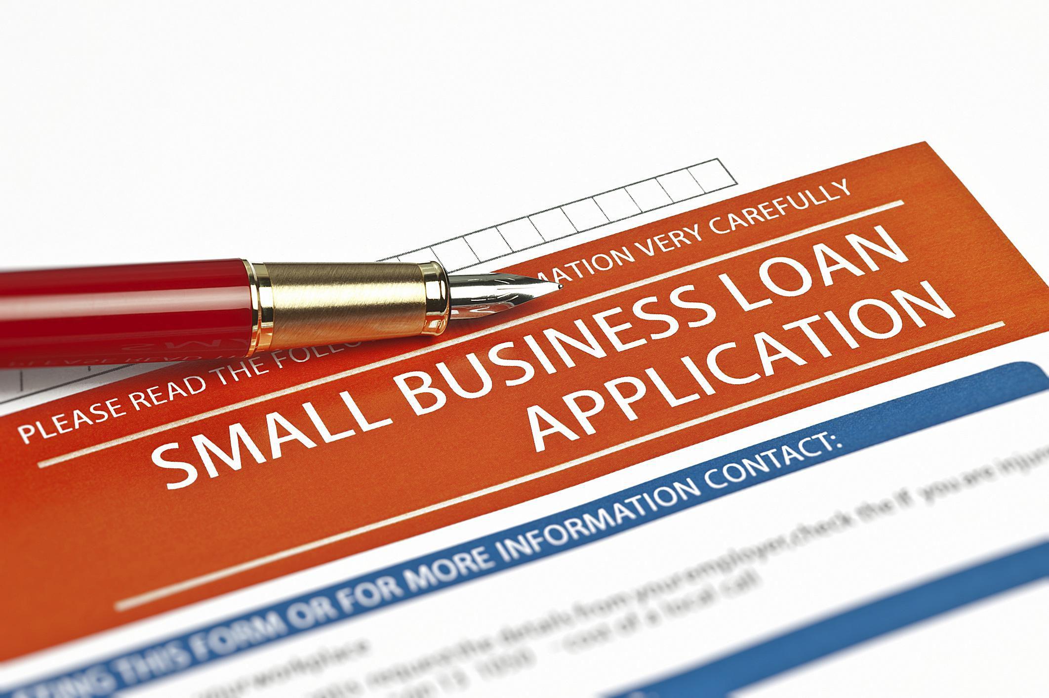 business loan amortization
