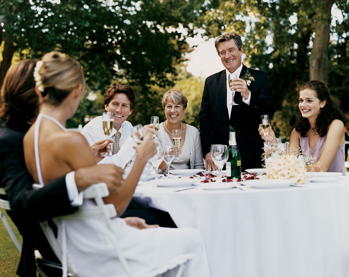 Father of the groom wedding toasts - Everything You Need To Know About Wedding Toasts