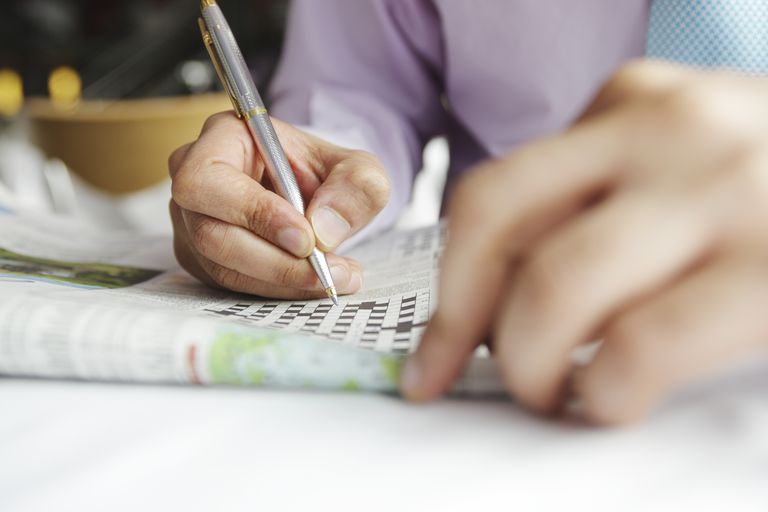 Do Crossword Puzzles Decrease Dementia Risk?