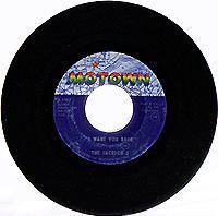 The original 45 of the Jackson 5's