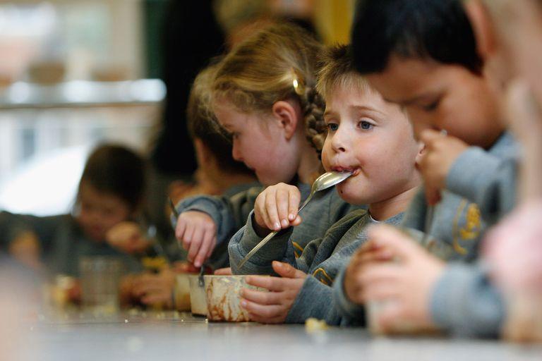 school lunch - ketogenic diet
