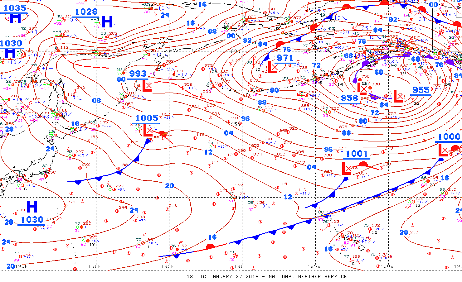 How to read symbols and colors on weather maps biocorpaavc