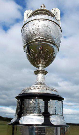 British Amateur Championship Trophy