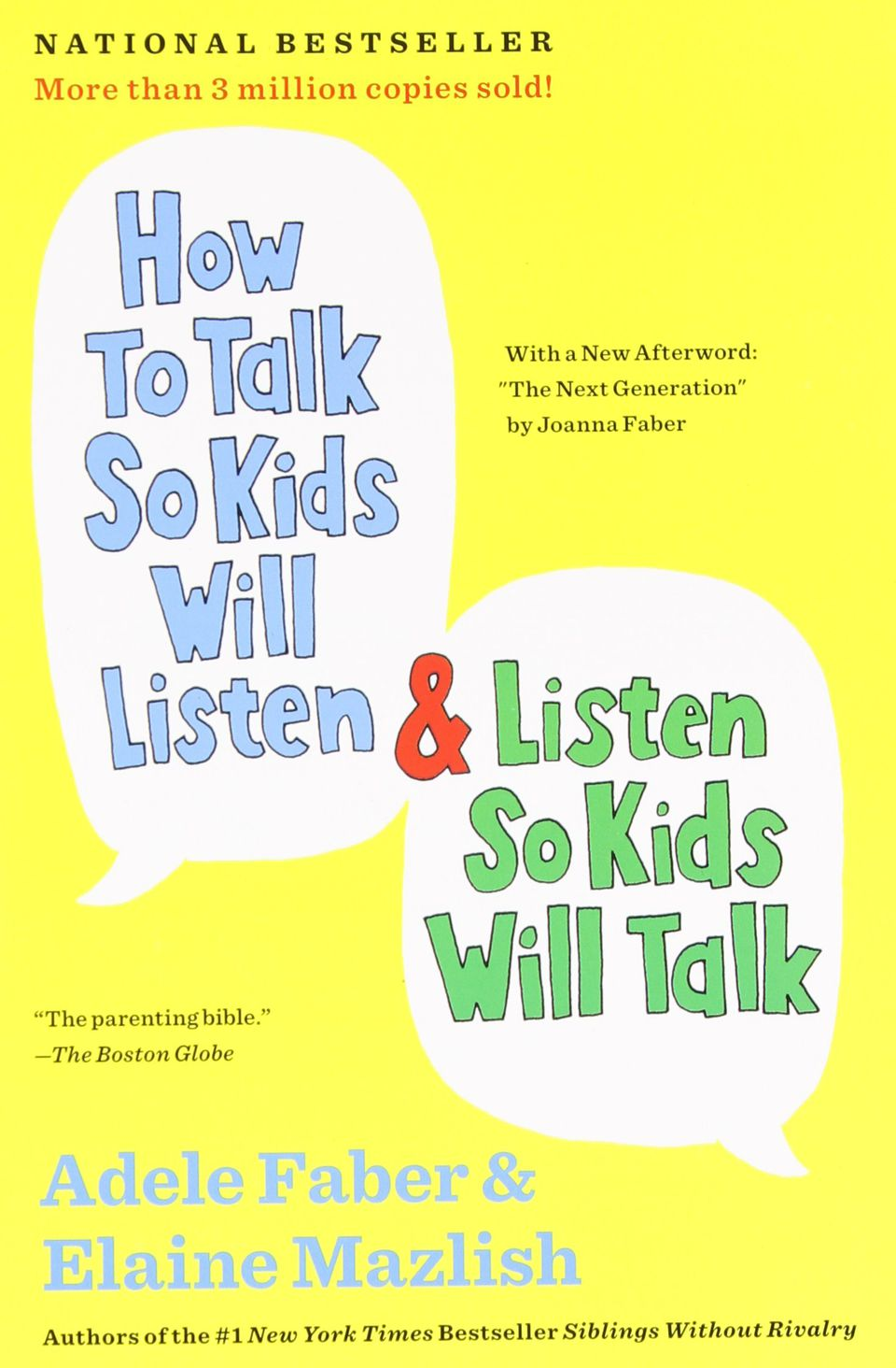 How to Talk to Kids Will Listen