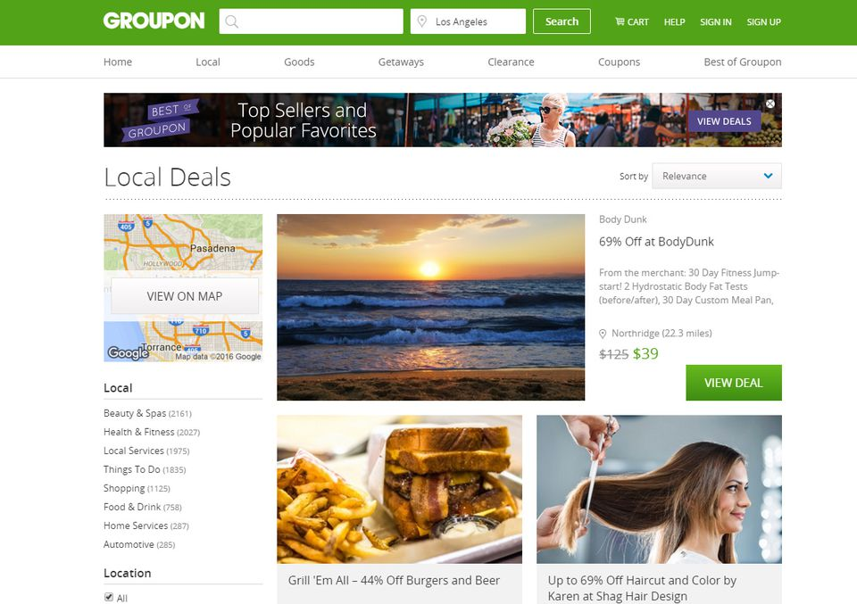 Groupon india coupons for restaurants