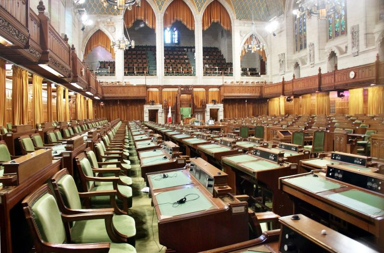 Ottawa - Parliament House of Commons