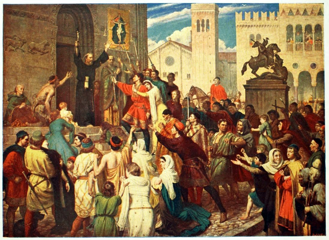 the first three crusades beneficial to Crash course on the crusades  the first crusade at the council of clermont on november 27, 1095  have been taught that the crusades were a clear case of good .