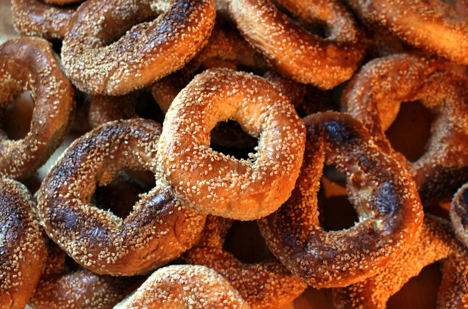 Montreal bagels are better than New York's. That's just the way it is.