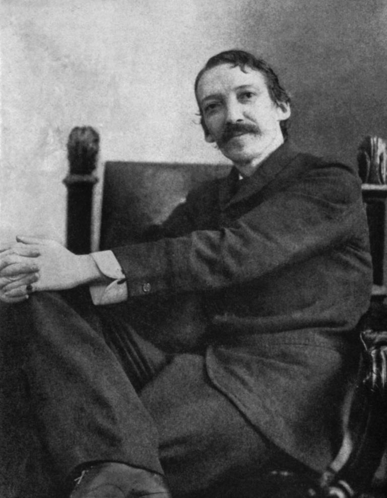 Robert Louis Stevenson -