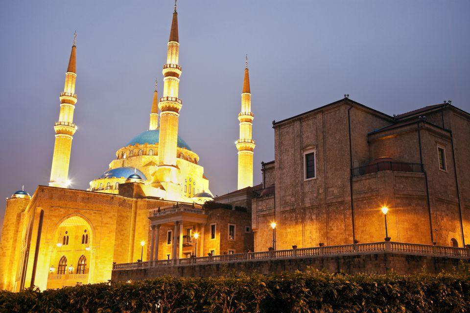 Mohammad al Amin Mosque