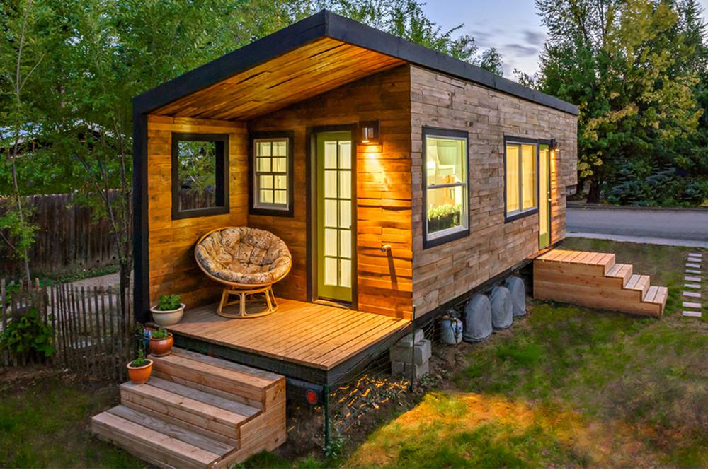five tiny houses you can build for less 12000 - Small Tiny Houses
