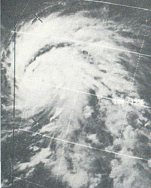 Typhoon Amy 1971