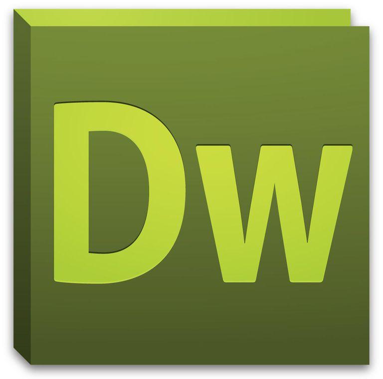 Application icon for Adobe Dreamweaver