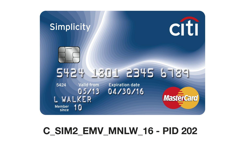 Citibank Prepaid Card Balance >> Citi Simplicity MasterCard Review