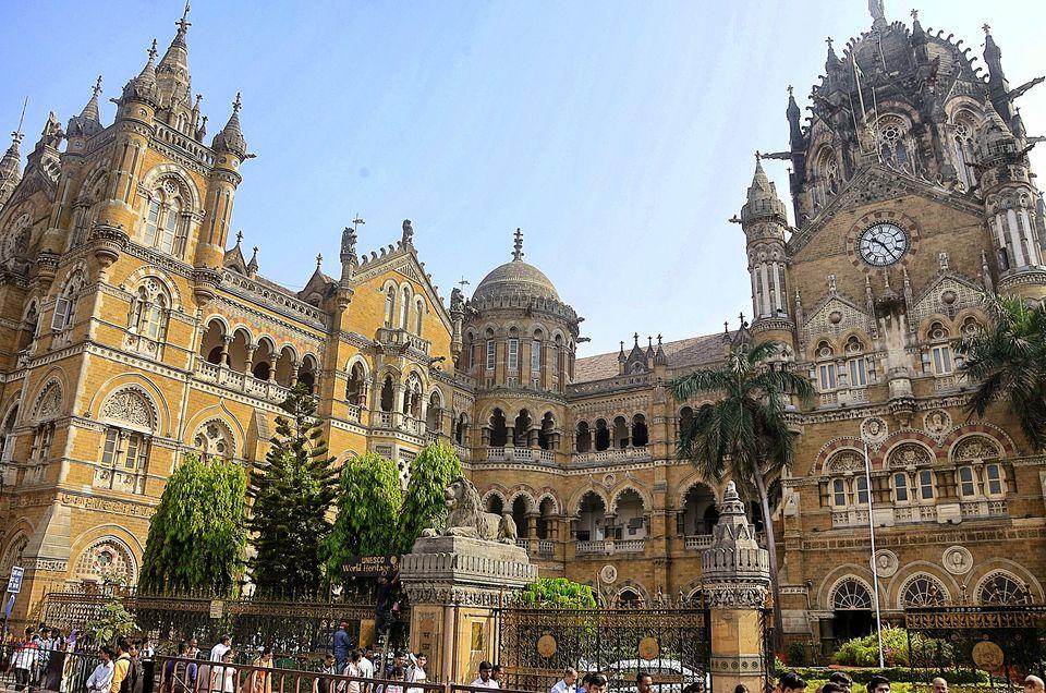 Victoria Terminus CST, Mumbai