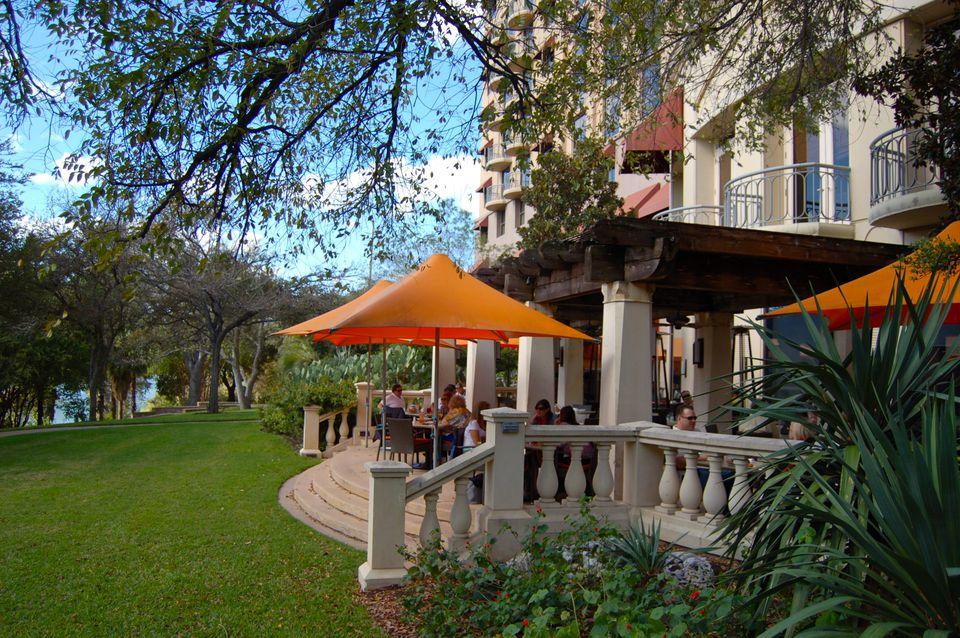 Trio restaurant