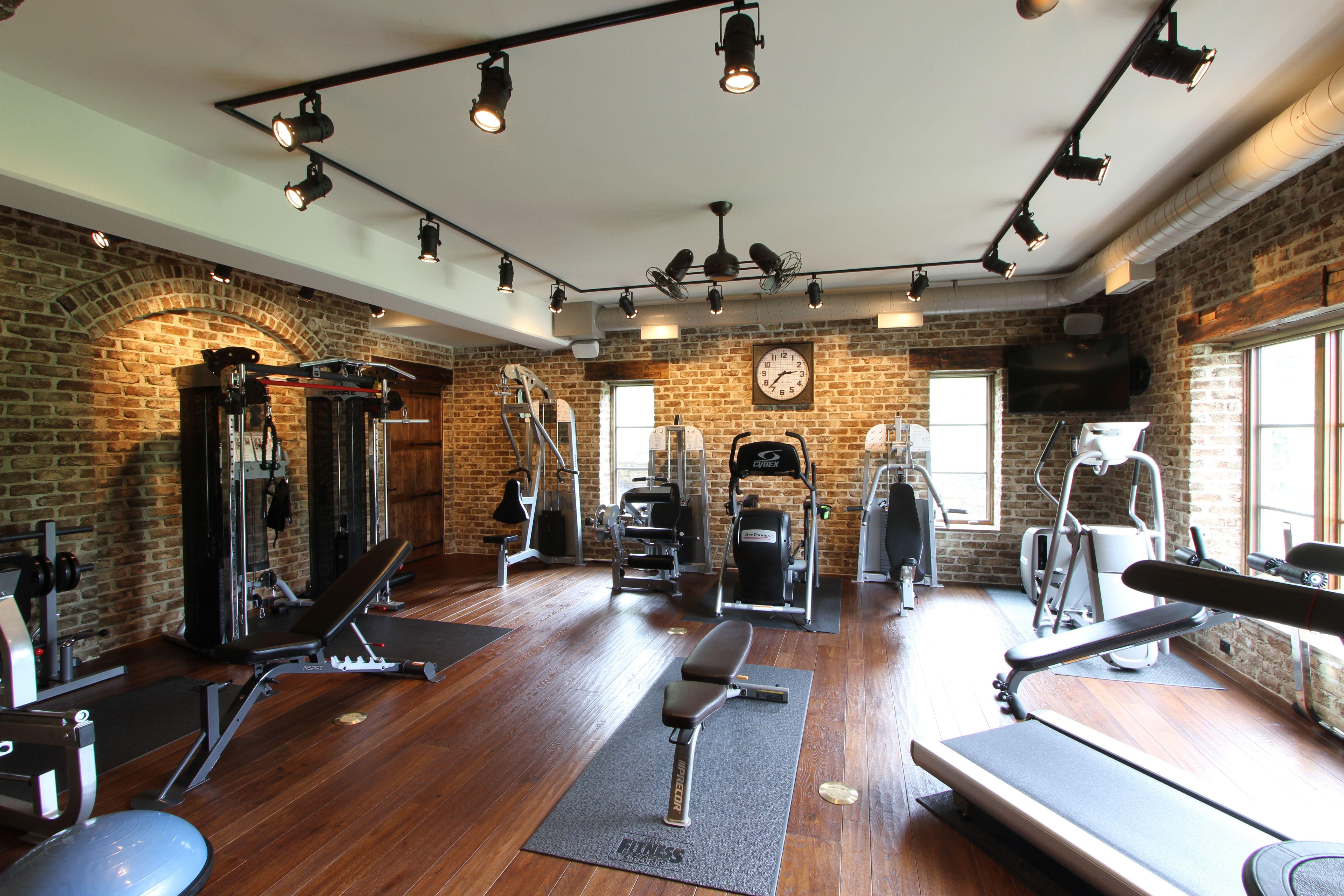 home gym interior design.  29 Creative Home Gyms Ideas