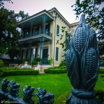 self guided walking tour garden district new orleans