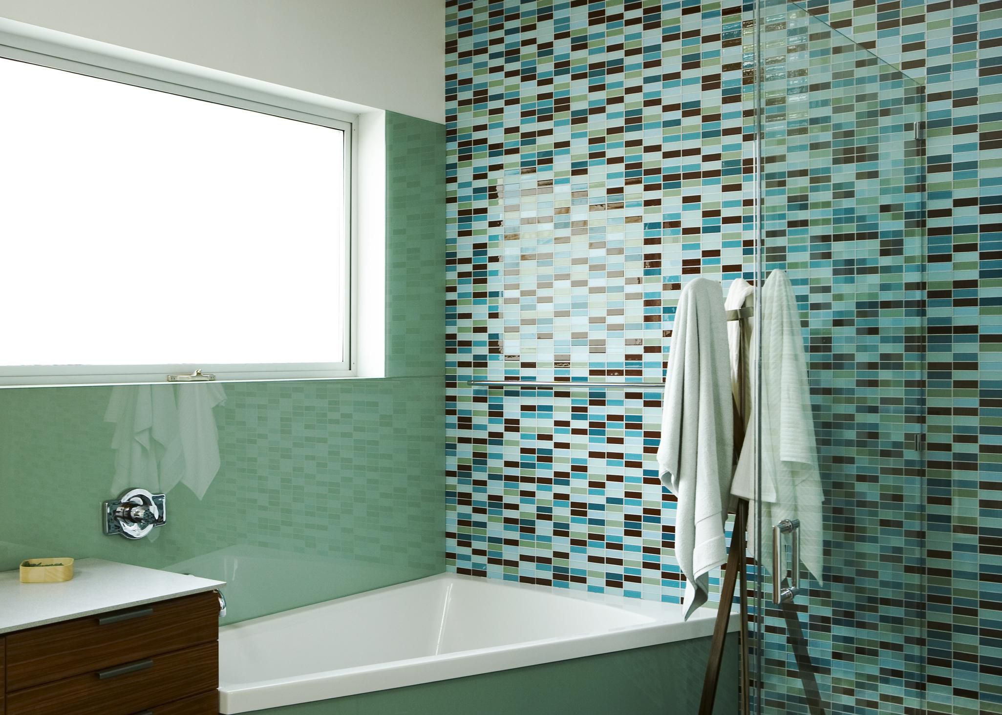 4 best bathroom wall surface options Bathroom wall paint designs